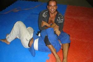 lutador Paulo deyllot (Foto: Arquivo Pessoal/Reprodução)