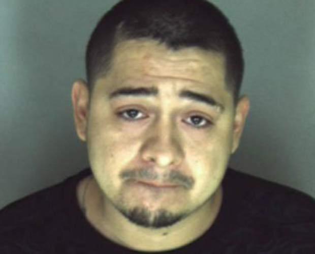 Johnny Luis Cantu foi flagrado com cocaína escondida na cueca. (Foto: Reprodução)