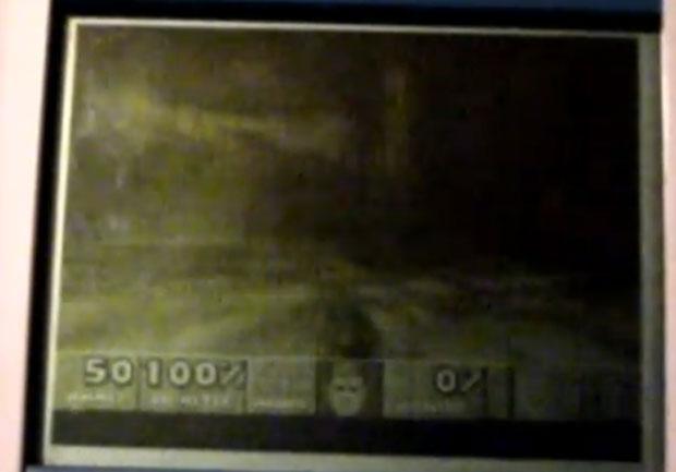 Site roda Doom em calculadora (Foto: Reprodução)