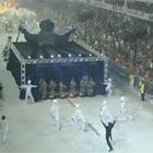 Comissão de frente (Foto: Reprodução/TV Globo)