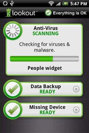 Antivírus trazem recursos como backup e proteção contra perda e roubo. (Foto: Reprodução)