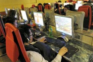 Dependência dos jogos eletrônicos afeta 33 milhões de adolescentes na China. (Foto: AFP)