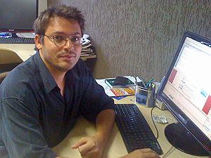 Jonas Ernesto Poli (Foto: Arquivo Pessoal)