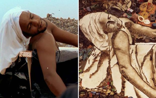 'Lixo extraordinário' (Foto: Divulgação)