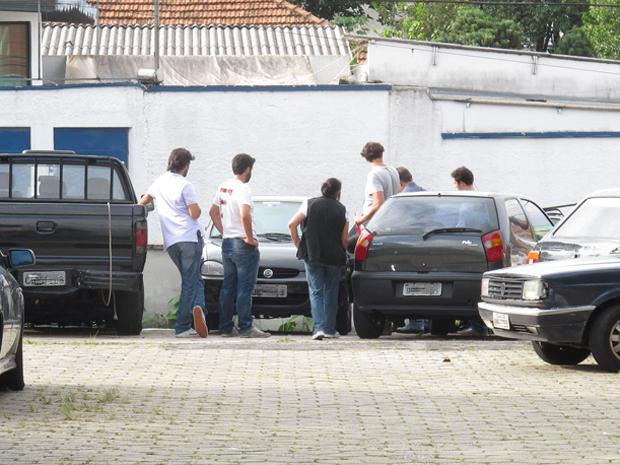 Carro (Foto: Paulo Toledo Piza/G1)
