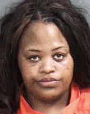 Hersha Howard foi presa acusada de agressão. (Foto: AP)