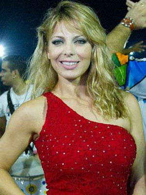 Sheila Mello (Foto: Bruno Borghi/ Divulgação Acadêmicos do Tucuruvi)