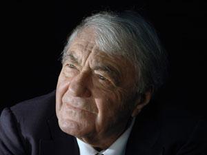 O francês Claude Lanzmann (Foto: Divulgação)