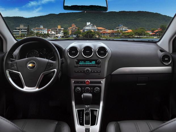 Honda Cr H >> Auto Esporte - GM Captiva 2011 ganha novo motor e mais ...