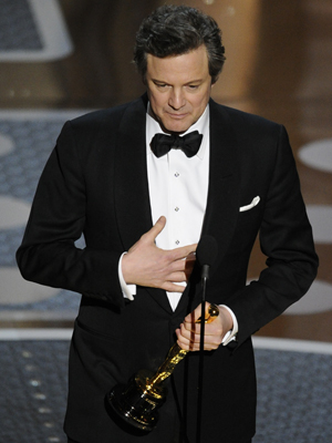 Colin Firth (Foto: AP)