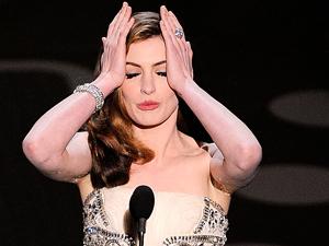 Anne Hathaway (Foto: AP)