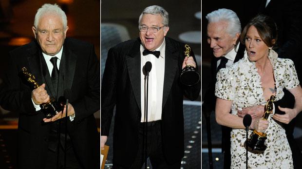 Velhinhos triunfam em Oscar que se vendeu 'moderno' (AP)