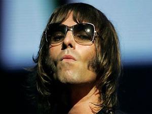 O vocalista Liam Gallagher (Foto: Divulgação)