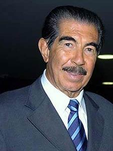 O empresário Nenê Constantino, em março de 2007 (Foto: José Cruz/Agência Brasil)