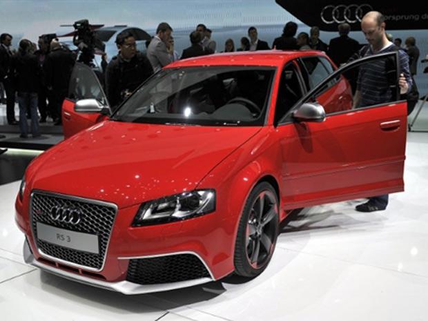 Audi RS3 Sportsback (Foto: Reuters)