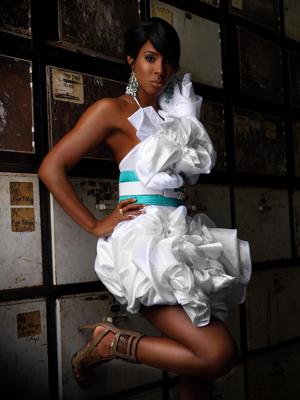 A cantora Kelly Rowland (Foto: Divulgação)