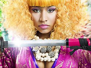 A rapper Nicki Minak (Foto: Divulgação)