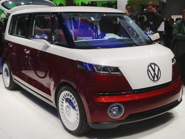Volkswagen Billi (Foto: AP)