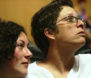 Diana Brunetto e Léo Ribas vão adotar a declaração conjunta. (Foto: Arquivo pessoal)