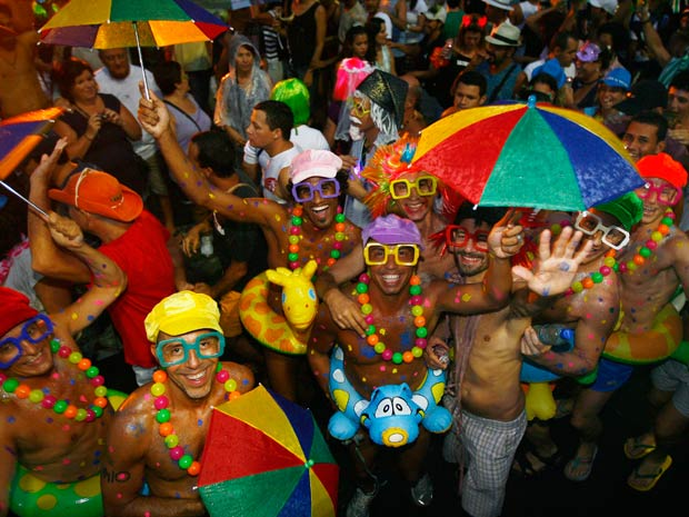 Banda de Ipanema (Foto: Paulo Nicolella/Agência O Globo)