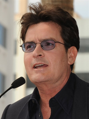 Charlie Sheen (Foto: AFP)