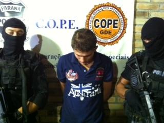 suspeito matar aluno da fgv (Foto: Bibiana Dionísio/ G1)