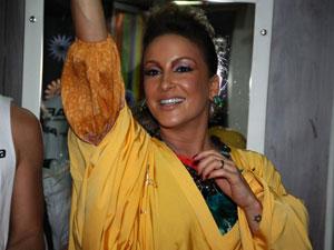 Claudia Leitte chega para o carnaval de Salvador (Foto: Divulgação/Rafael Barreto/Ag. Fred Pontes)