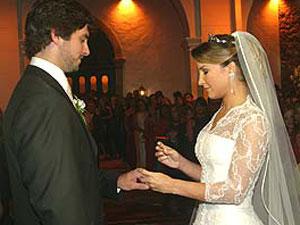 Casamento de Claudia Leitte e Marcio Pereira foi realizado no Convento do Carmo, no Pelourinho (Foto: Edgar de Souza/Divulgação)