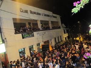 Carnaval Pedralva (MG) 02 (Foto: Tahiane Stochero/G1)