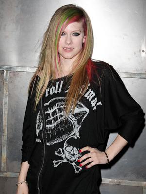Avril Lavigne (Foto: AP)
