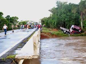 chuva em São Lourenço do Sul (Foto: Jocimar Farina/Agência RBS)