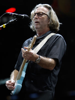 Eric Clapton (Foto: AP/AP)