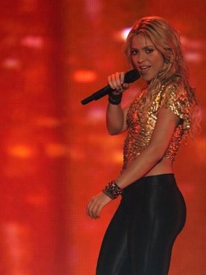 Shakira (Foto: AFP)