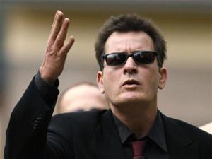 O ator Charlie Sheen. (Foto: Reuters)