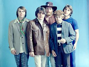 Os Beach Boys (Foto: Divulgação/Site do artista)