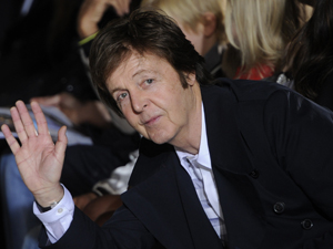Paul McCartney (Foto: Reuters)