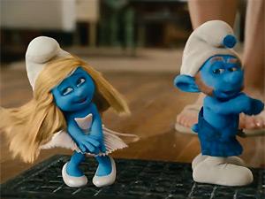 The Smurfs (Foto: Reprodução/Divulgação)