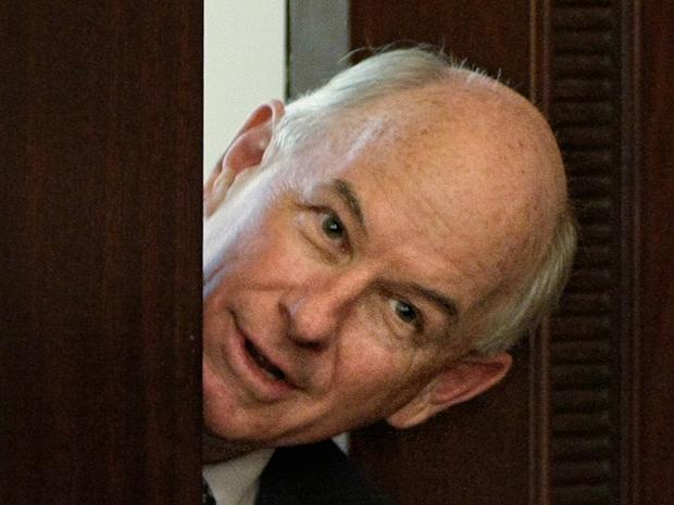 P.J. Crowley em foto de 31 de julho de 2009 (Foto: AP)
