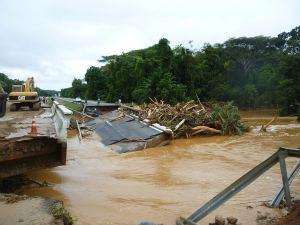 chuva paraná (Foto: Matheus Fernandes)