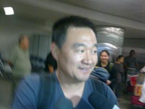 Maurício Watanabe diz que acho que fosse morrer (Foto: Kleber Tomaz/G1)