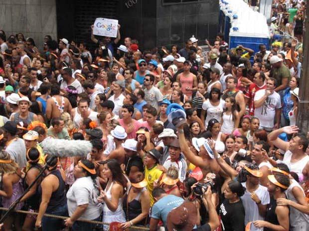 Monobloco (Foto: Alba Valéria Mendonça / G1)