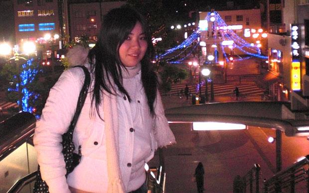 Maria Rafaela Nakagawa (Foto: Arquivo pessoal)
