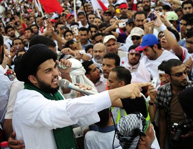 Revolta Árabe (Foto: James Lawler Duggan/AFP)