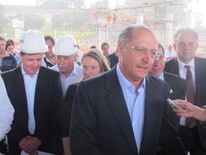 alckmin (Foto: Juliana Cardilli/G1)