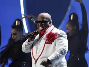 Cee Lo Green (Foto: Reuters)