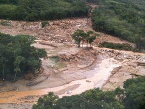 Quarta morte foi confirmada pela Defesa Civil (Foto: Beto Richa/Governo do Paraná/Divulgação)