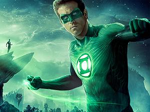 Visual de Lanterna Verde é o seu mais recente trabalho (Foto: Divulgação)