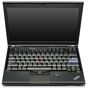 Lenovo X220 (Foto: Divulgação/Lenovo)