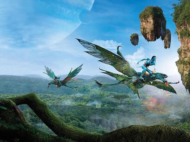 Neville foi responsável em criar os animais que James Cameron imaginou para o mundo de Pandora (Foto: Divulgação)