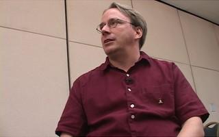 Linus Torvalds (Foto: G1)